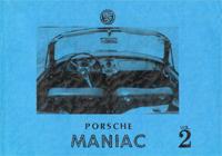 「Porsche Maniac」表紙